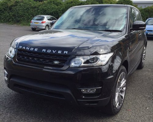 2015 Range Rover Sport 5L HSE Dynamic os front