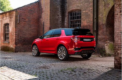 Discovery Sport Rear
