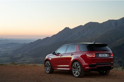 Discovery Sport Side
