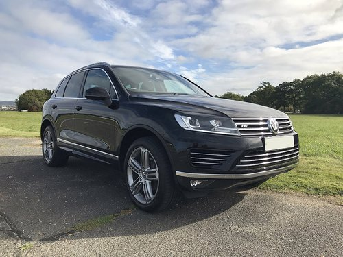 2015 VW Touareg Exported to Kenya