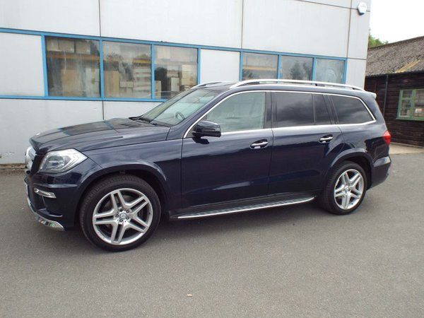 2013 Mercedes Benz GL 350