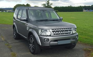2014 Discovery 4 HSE Facelift