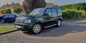 2013 Land Rover Discovery 4 XS