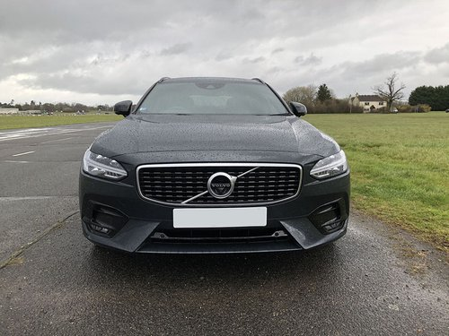 2020 Volvo V90 Exported Front