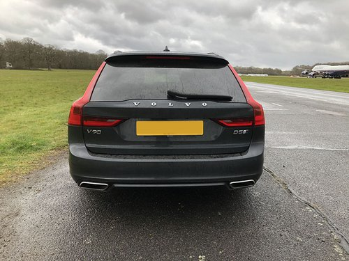 2020 Volvo V90 Exported Rear